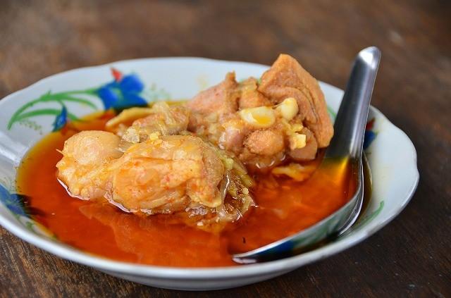 ミャンマーチキンカレー
