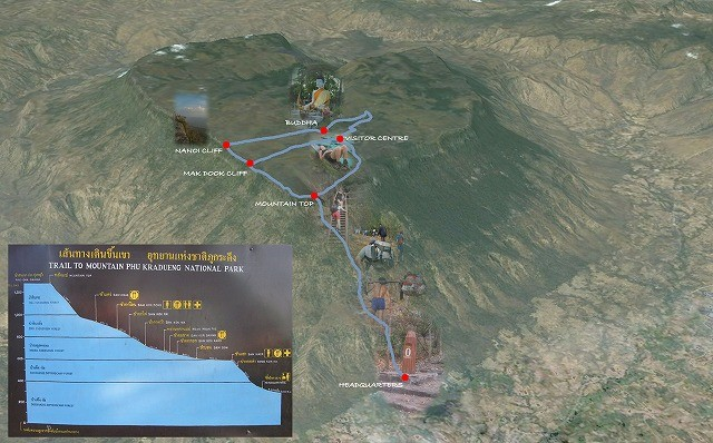 プー・クラドゥン MAP