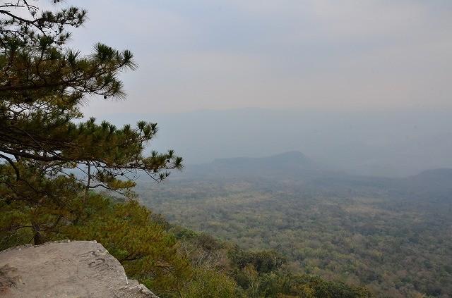 Lom Sak Cliff