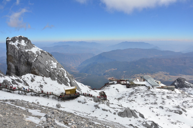 玉龍雪山14