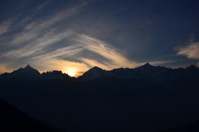 梅里雪山2