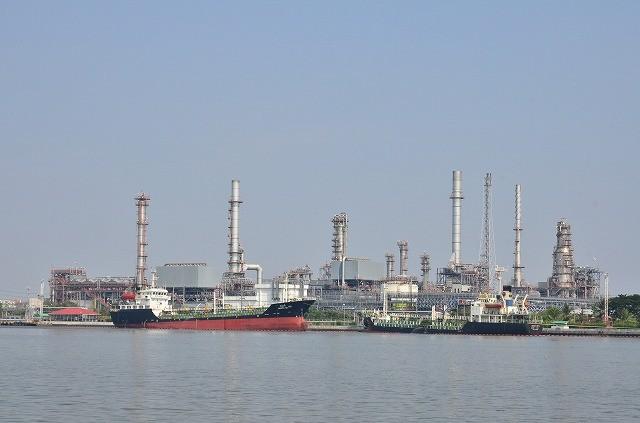 クロントゥーイ港