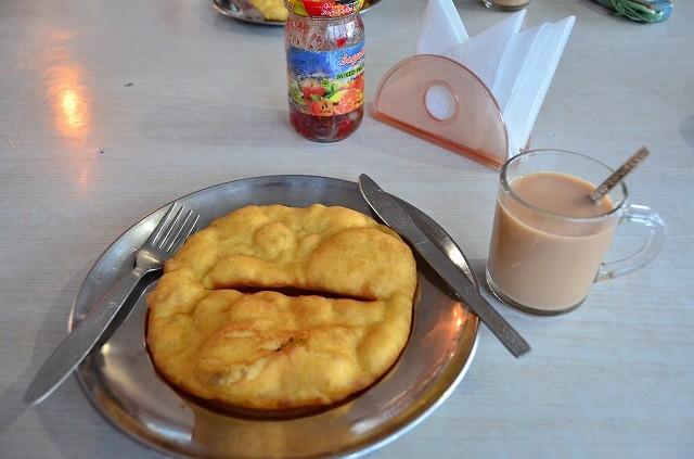 チベットパン