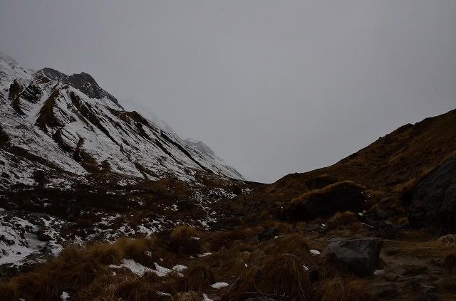 アンナプルナベースキャンプ