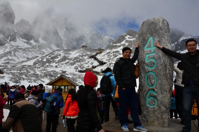 玉龍雪山8