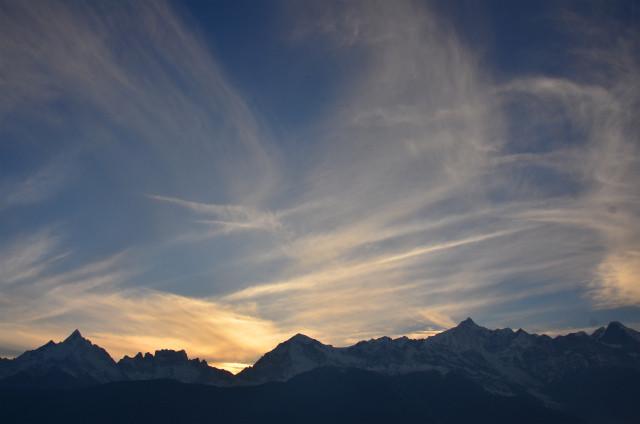 梅里雪山4