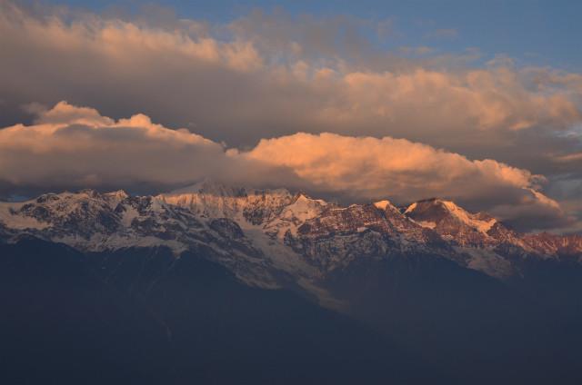 梅里雪山6
